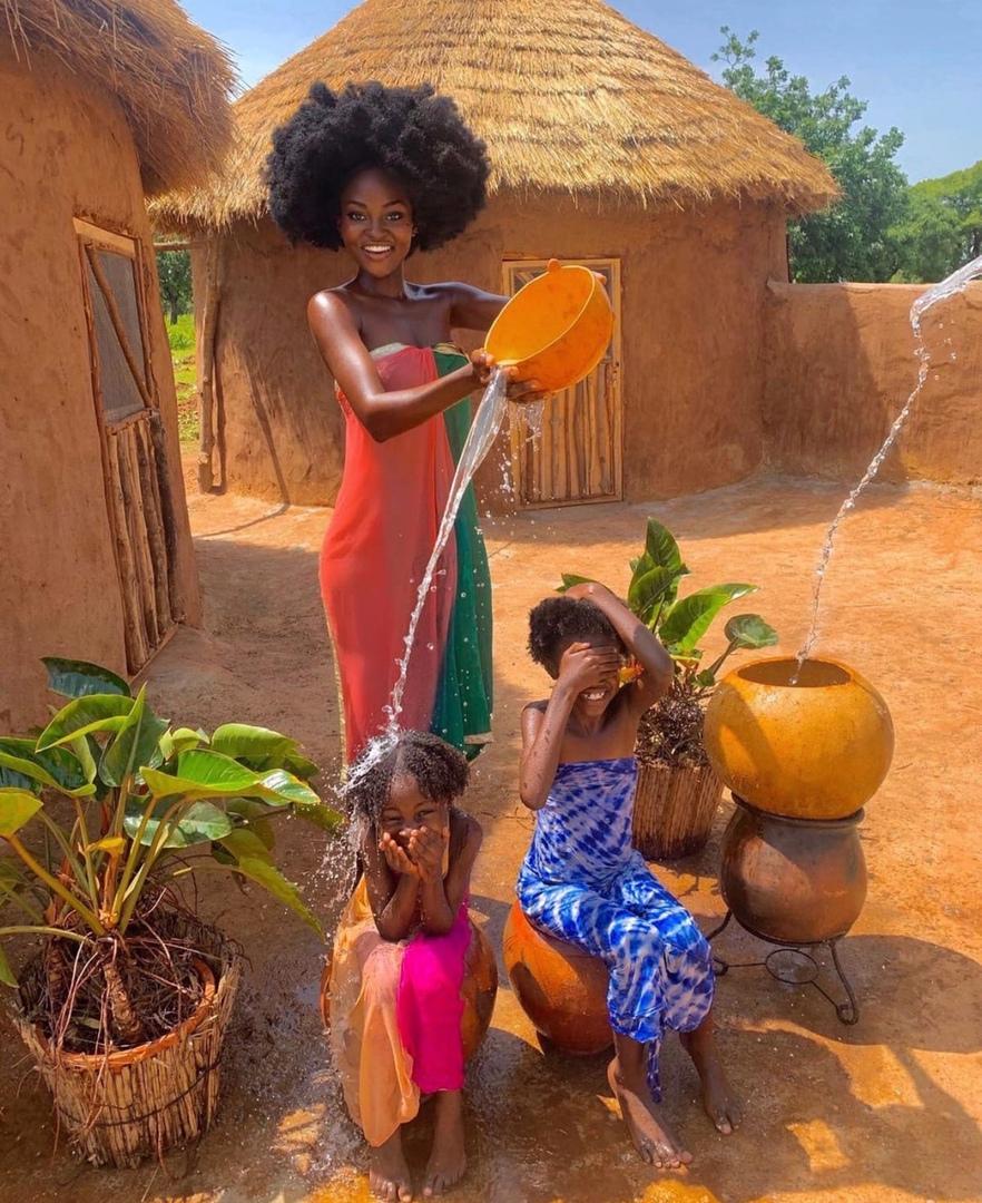 Заклинание африканского вождя на богатство